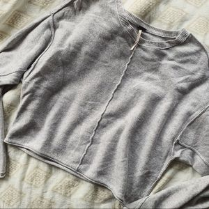 Free People cashmere sweater